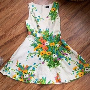 Floral cocktail dress| Oasis